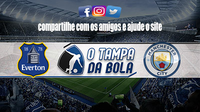 Assistir Everton x Manchester City ao vivo online