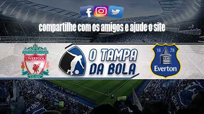 Assistir Liverpool x Everton ao vivo