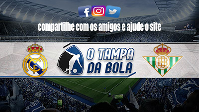 Real Madrid x Betis Ao vivo Online