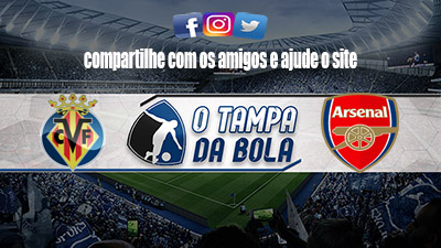 Villarreal x Arsenal Ao vivo Online
